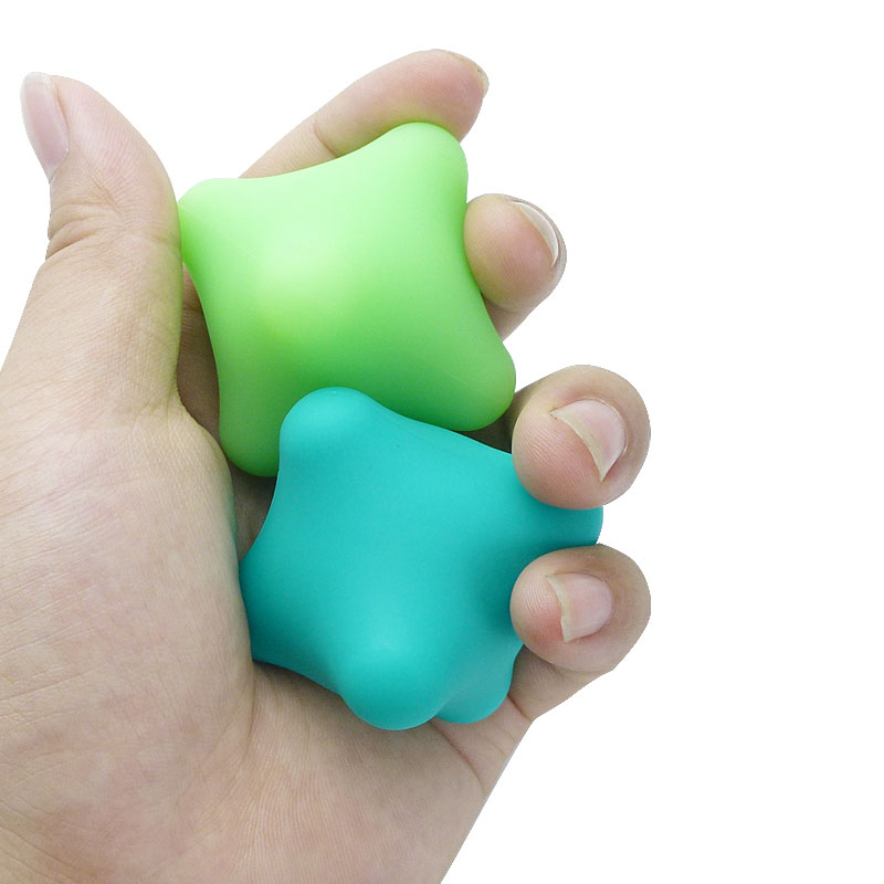 Silicone Massager Hexagonal