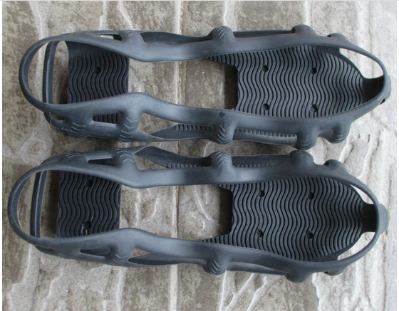 Walk Traction Ice Cleat and Tread for Snow