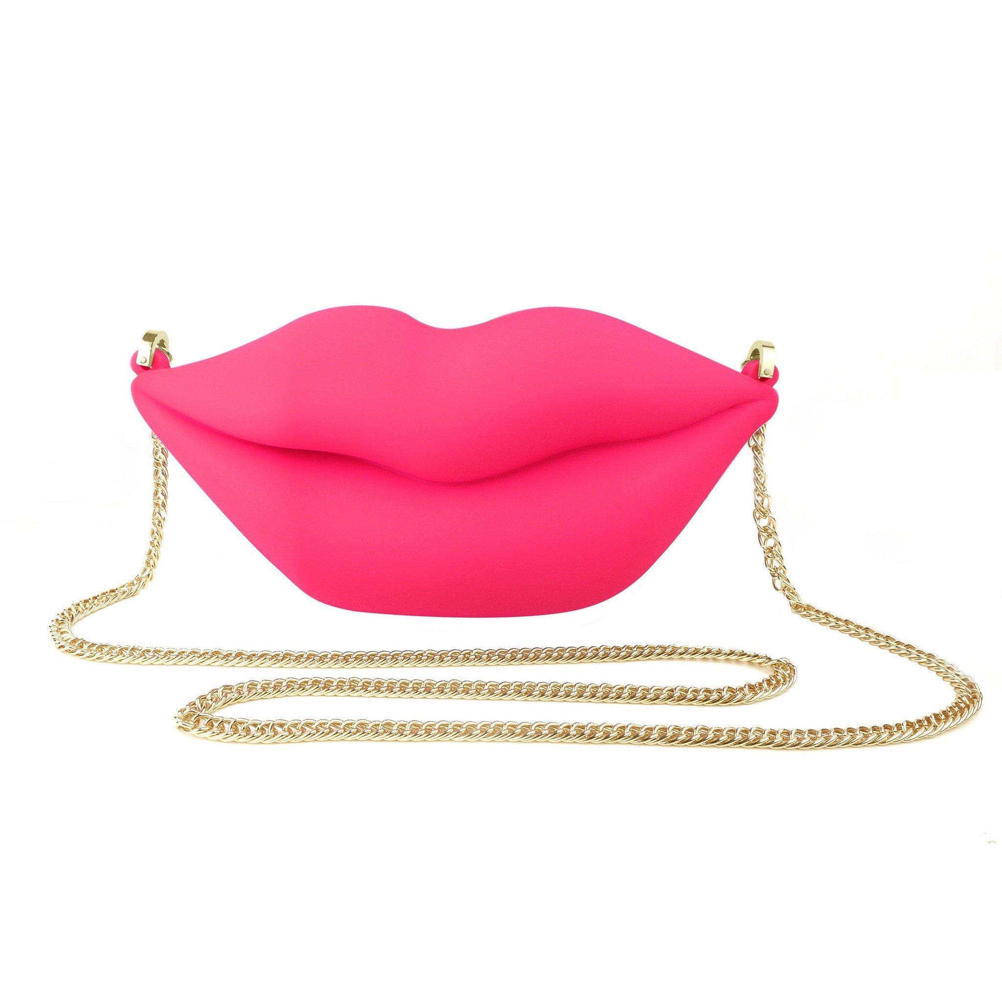 Big Kiss Bag Made in Silicone