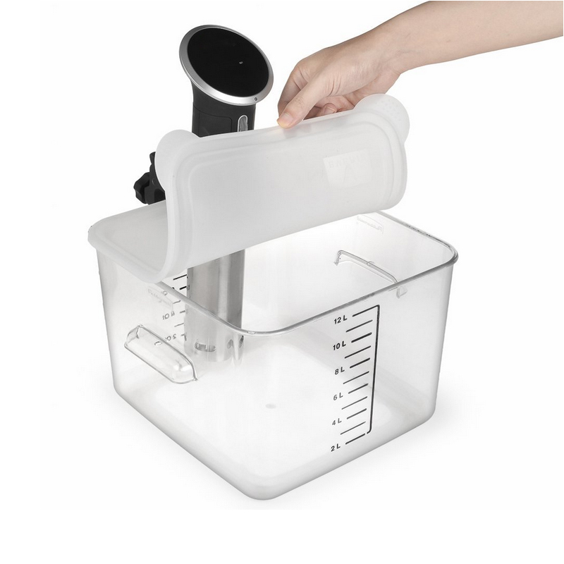 Silicone Lid Sous Vide Co